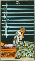 Taro korta - Kardų 9