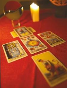 Taro kortų kaladė