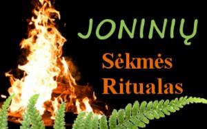 Joninių sėkmės ritualas – kviečiami visi