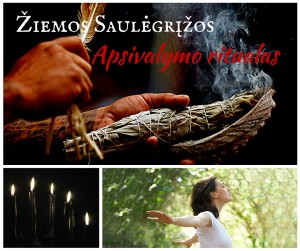 Gruodžio 22 d. žiemos saulėgrįžos apsivalymo ritualas