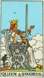 Taro korta - Kardų Karalienė